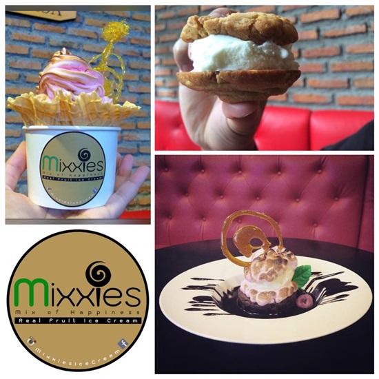 Mixxies ไอศกรีม ม.เกษตรศาสตร์