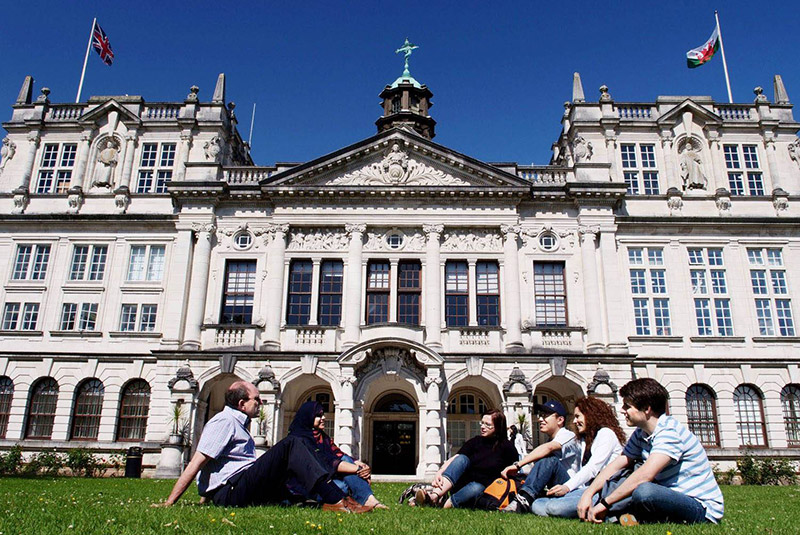 Cardiff University ทุนการศึกษา มหาวิทยาลัยคาร์ดิฟฟ์ เรียนต่อต่างประเทศ