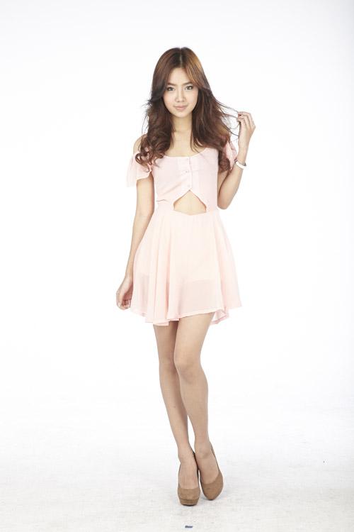 อาชิ อาชิตา สาวหน้าหวาน ผู้หลงรักในการแสดงละครเวที