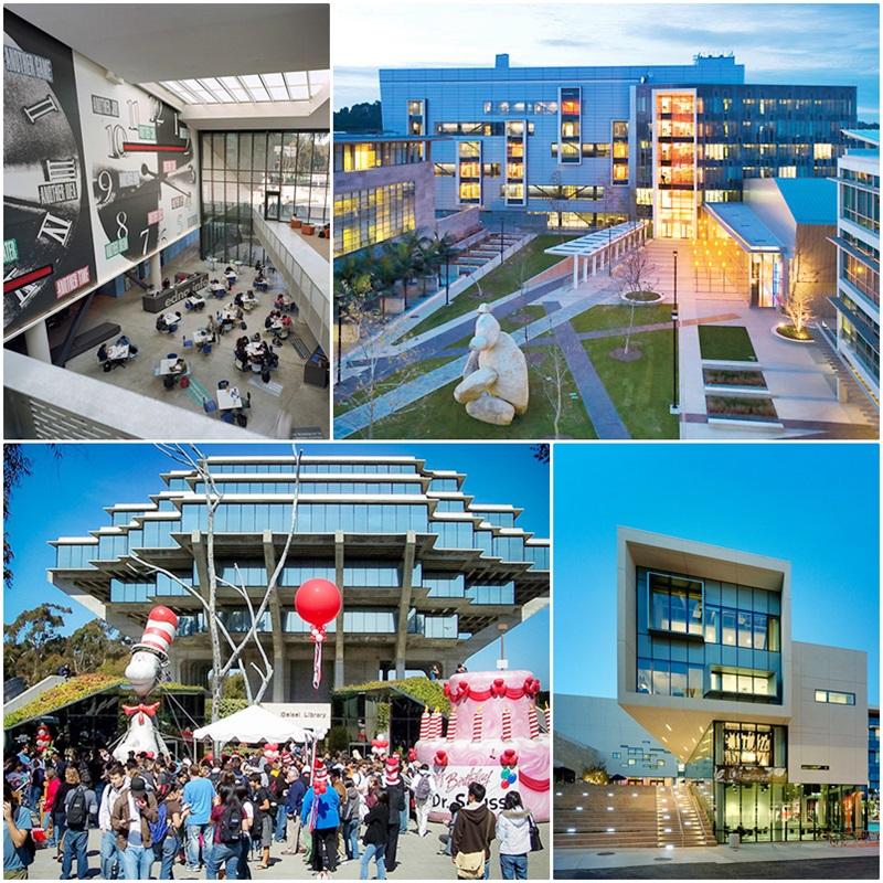 America-University of California, San Diego