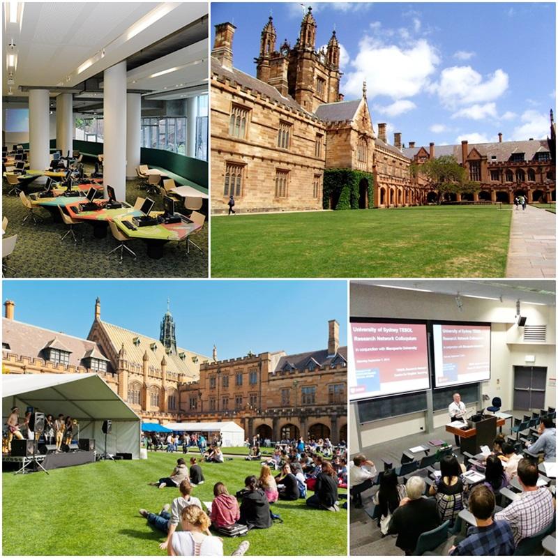 Australia-The University of Sydney