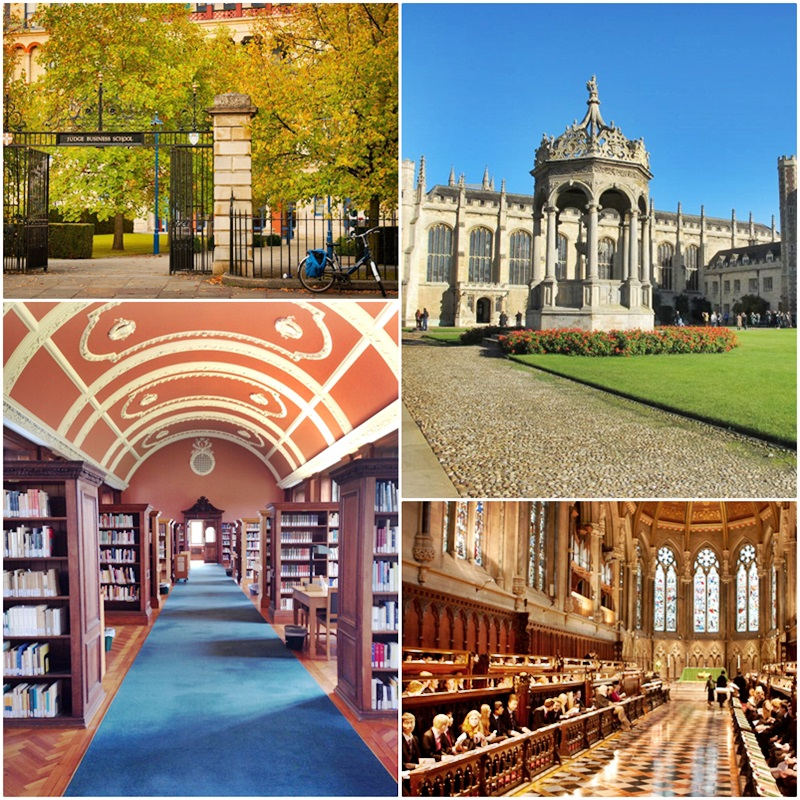 England-University of Cambridge