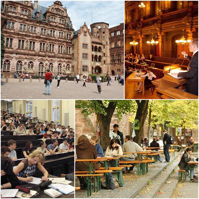 Germany-Ruprecht-KarlsUniversität Heidelberg