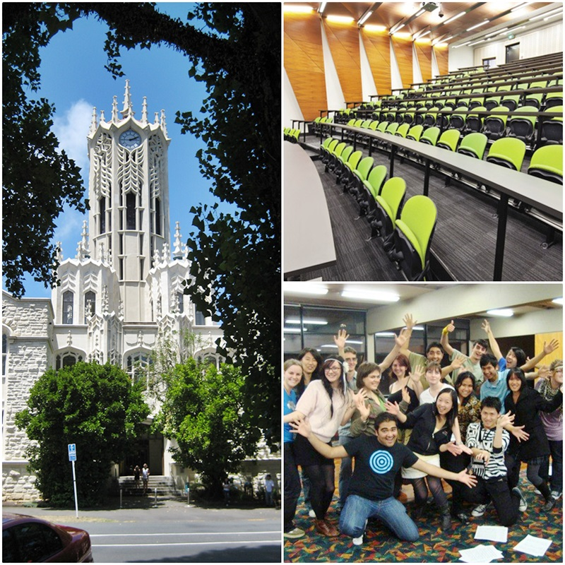 New Zealand-The University of Auckland