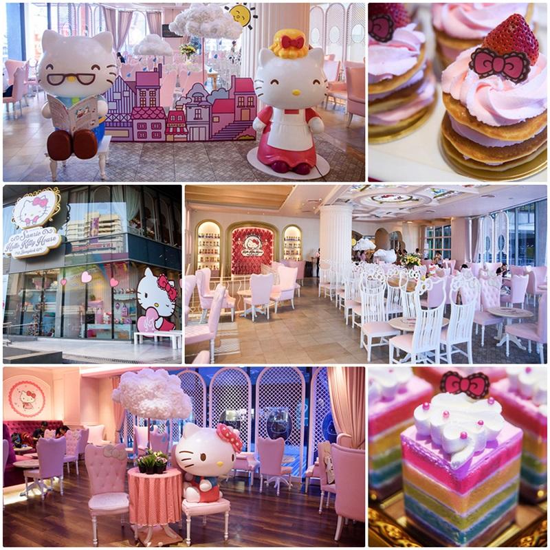 Hello Kitty House Bangkok