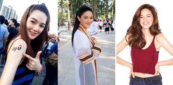 ย้อนวัยใส! กวาง The Face Thailand 2 ในลุคนักศึกษา น่ารักมากๆ