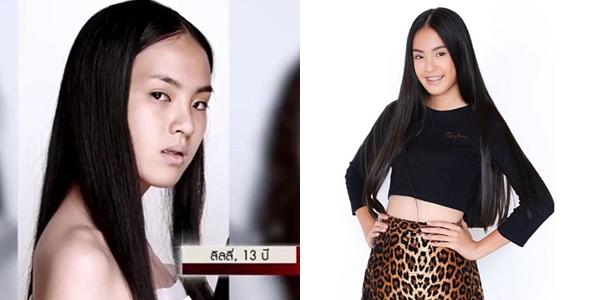 the face thailand 2 ดาวเด่น ลิลลี่ อภิชญา ทองคำ สาวน่ารัก โรงเรียนอัสสัมชัญระยอง