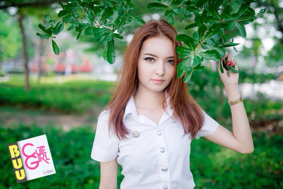 buu นักศึกษา ม.บูรพา มหาวิทยาลัย วัยรุ่น สาวน่ารัก