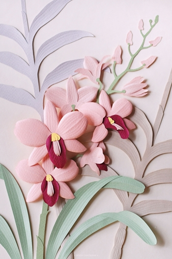 งานดอกไม้สด