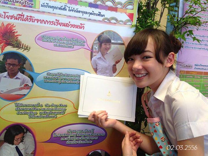 พลอยชมพู ญานนีน กับการเรียนแบบ Homeschool เรียนอยู่กับบ้าน