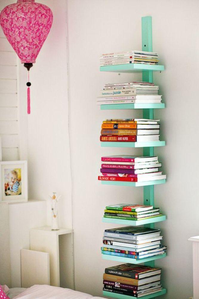 15ไอเดียที่จัดเก็บหนังสือในหอพัก (3)