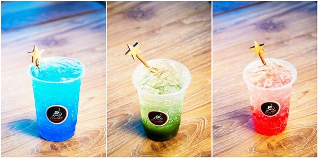 ไอศกรีมต้นไม้ 'Orangery Cafe'
