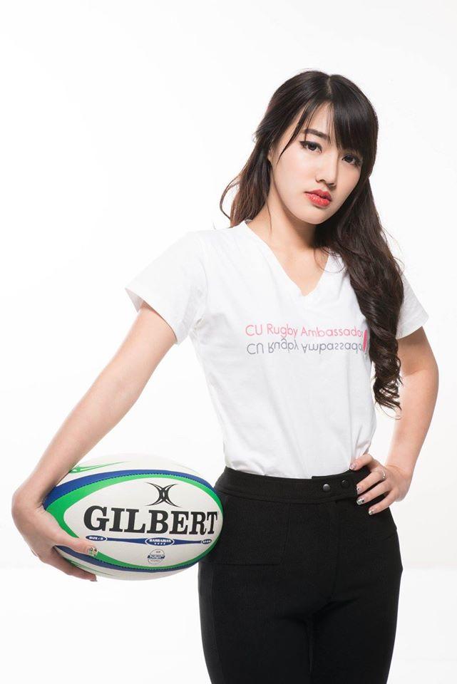 CU Rugby Girl ดิว 1