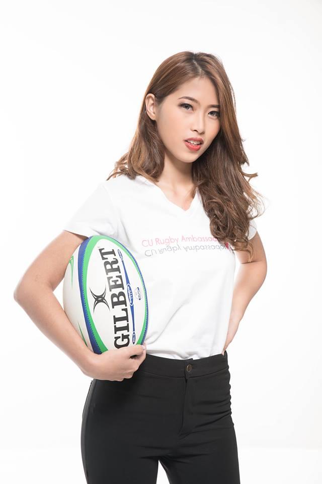 CU Rugby Girl ภัทร 1