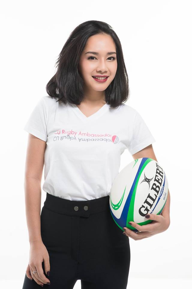 CU Rugby Girl เกรซ 1