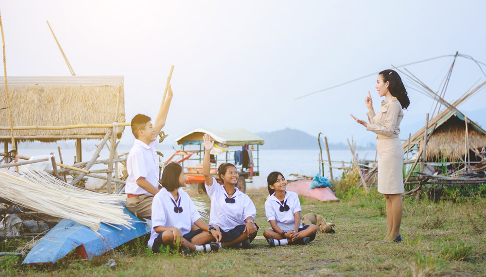การศึกษาไทย คุณครู ประวัติ วันครู วันสำคัญ