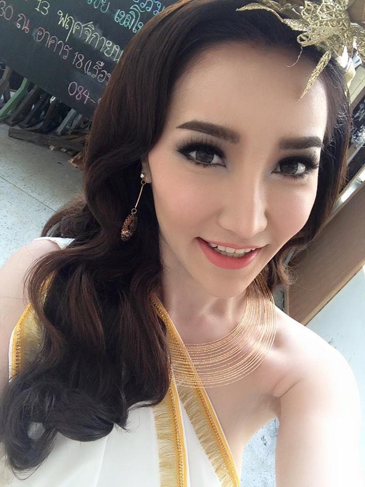 สวยปัง หุ่นเป๊ะ! น้องแพนด้า มิสดาวเทียม ม.หอการค้าไทย (21)