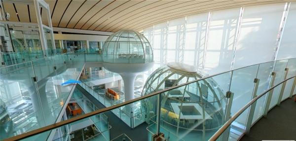 ห้องสมุดที่สวยที่สุดในโลก Seikei University (10)