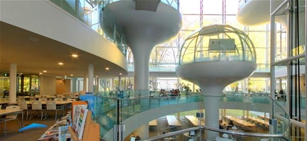 ห้องสมุดที่สวยที่สุดในโลก Seikei University (3)