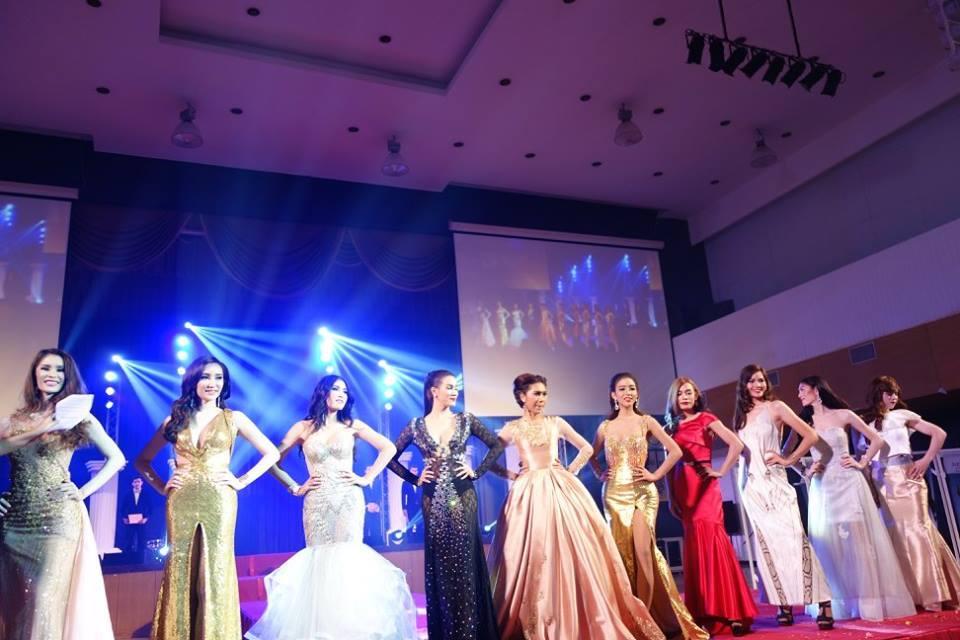 Miss Satellite UTCC 2015 นักศึกษา นักศึกษาสาวประเภทสอง ม.หอการค้าไทย มหาวิทยาลัย
