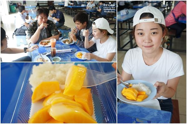 อิ่มหนักมาก!! ตะลุยกิน 10 โรงอาหาร นักศึกษา มช.