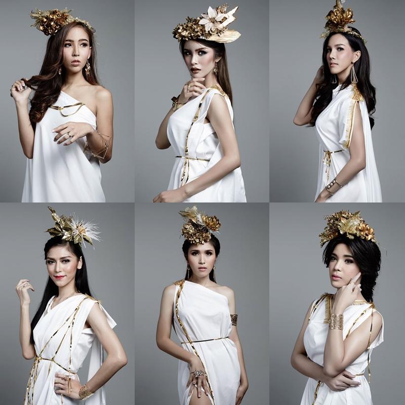นักศึกษาสาวประเภทสอง ม.หอการค้าไทย มิสดาวเทียม