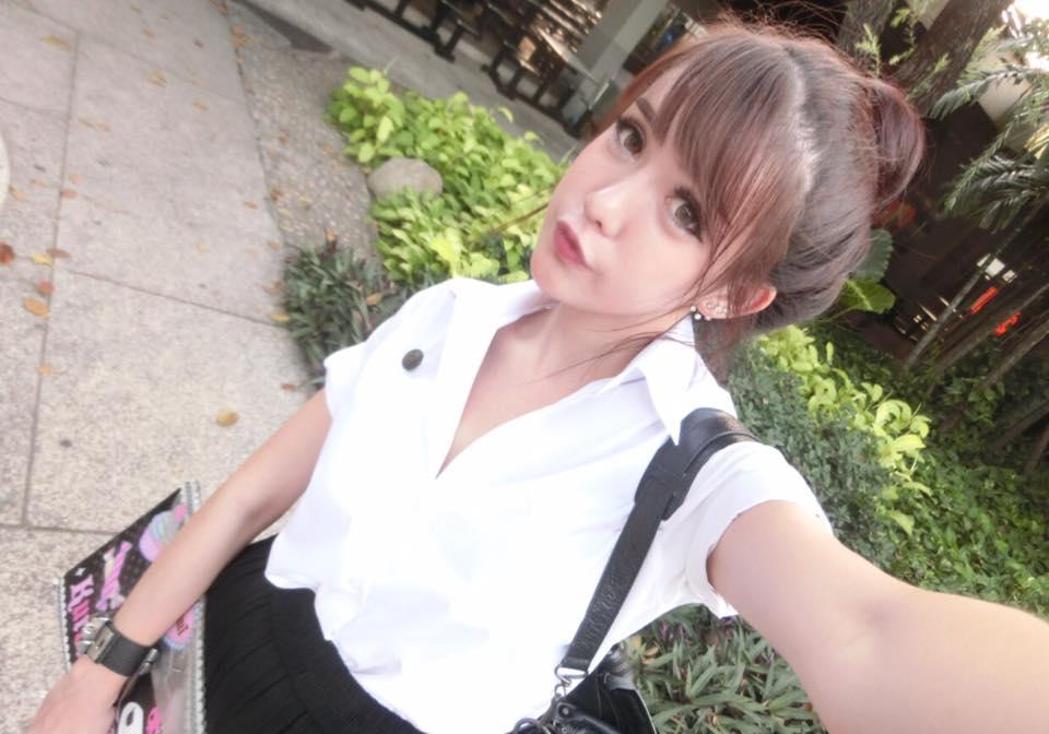 กดเลิฟให้เลย! น้องปิ๊ง ม.กรุงเทพ สวยเป๊ะขนาดนี้ หญิงแท้ขอยอม! (13)