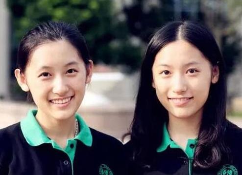 เก่งแพ็คคู่! แฝดหญิงที่สวยสุดใน ม.ฟู่ต้าน เซี่ยงไฮ้ สอบติด ม (1)