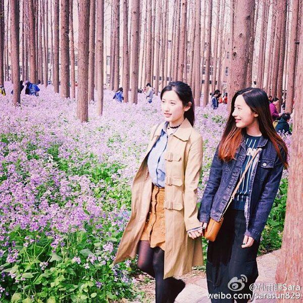 เก่งแพ็คคู่! แฝดหญิงที่สวยสุดใน ม.ฟู่ต้าน เซี่ยงไฮ้ สอบติด ม (6)