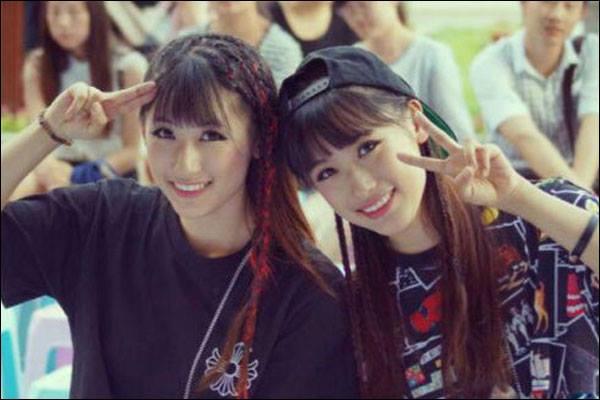 เก่งแพ็คคู่! แฝดหญิงที่สวยสุดใน ม.ฟู่ต้าน เซี่ยงไฮ้ สอบติด ม (9)