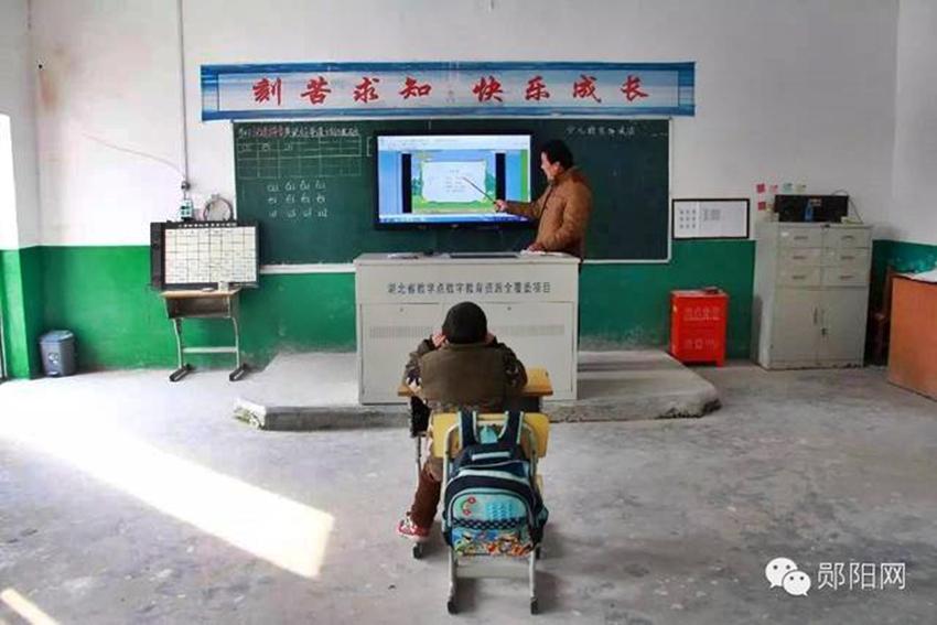 คุณครู นักเรียน ประเทศจีน มณฑลหูเป่ย์ โรงเรียน