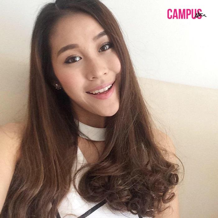 พลอย-วราลี แฟชั่นปก Campus star N0.35