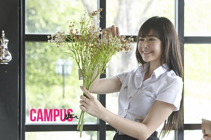 Campus Cute Issue34 ม.หอการค้าไทย เนย-เกวลิน