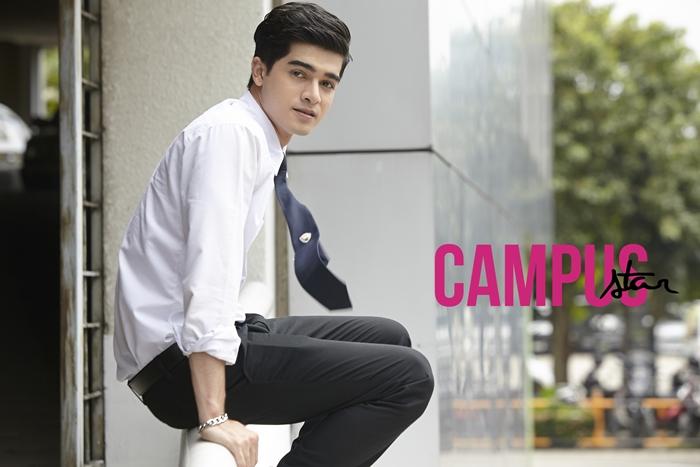 Campus Guy Issue34 บอล วินัย ม.หอการค้าไทย