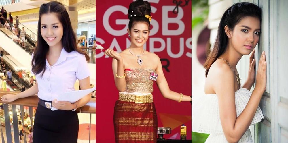 GSB Gen Campus Star GSB GEN CAMPUS STAR 2016 สาวน่ารัก
