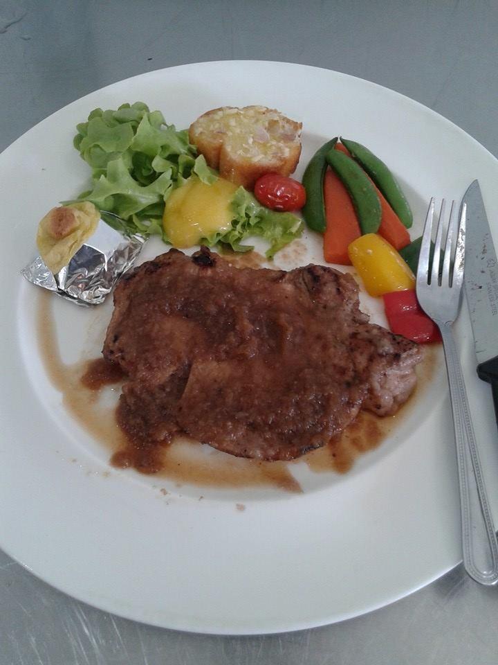 Steak น้ำเกรวี่