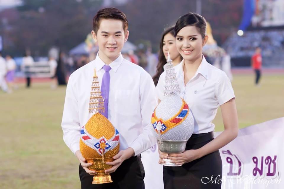 ปลายฟ้า นฤมล ผู้ชนะเลิศ GSB Gen Campus Star ภาคเหนือ