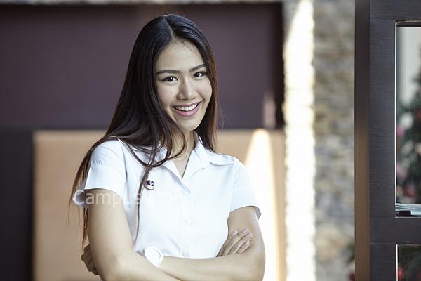 campus star cute girl Vdo clip คลิปสาวน่ารัก คลิปสาวมหาลัย ชุดนักศึกษา น้องแจมมี่ นักศึกษาน่ารัก มหาวิทยาลัยมหิดล