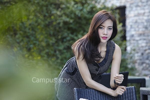 campus star cute girl Vdo clip คลิปสาวน่ารัก คลิปสาวมหาลัย น้องนิว มหาวิทยาลัยเกริก