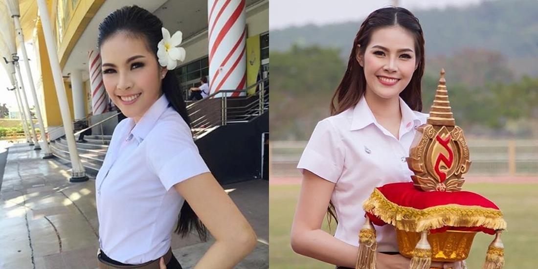 Miss Thailand World Miss Thailand World 2016 สาวน่ารัก