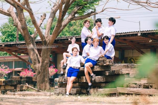 เป็นการถ่ายรูปจบที่แซ่บมาก! ภาพจากน้องๆ โรงเรียนสารสิทธิ์พิทยาลัย (11)
