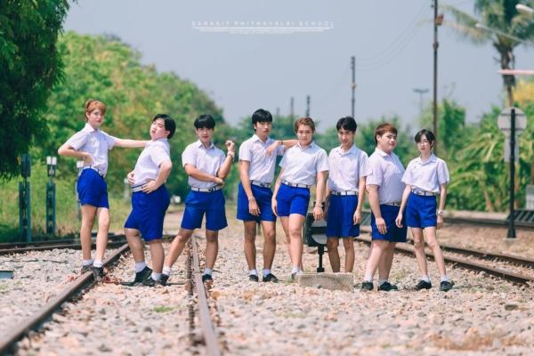 เป็นการถ่ายรูปจบที่แซ่บมาก! ภาพจากน้องๆ โรงเรียนสารสิทธิ์พิทยาลัย (4)