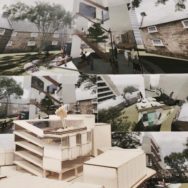 โปรเจคจบของสาวสถาปัตย์ นัตโตะ the face thailand 2 อลังการไม่เบา!! (23)