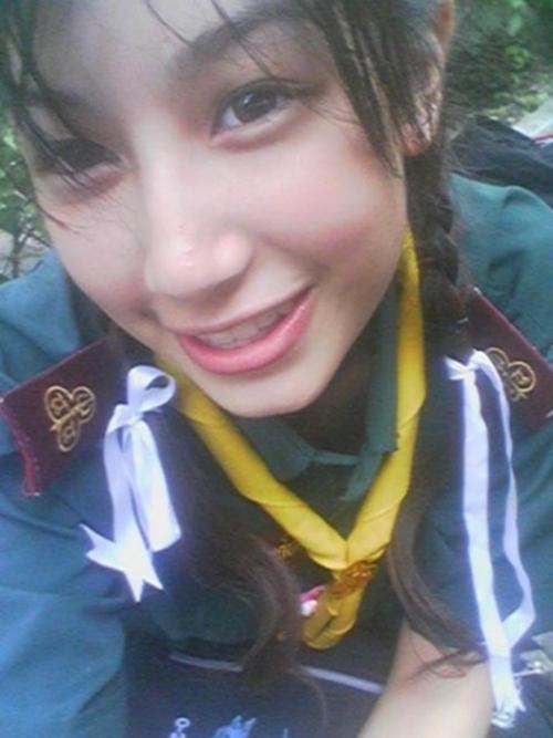 ใสๆ น่ารัก! มิ้นต์ ชาลิดา ในลุคนักศึกษาสาว คณะบริหารฯ (1)