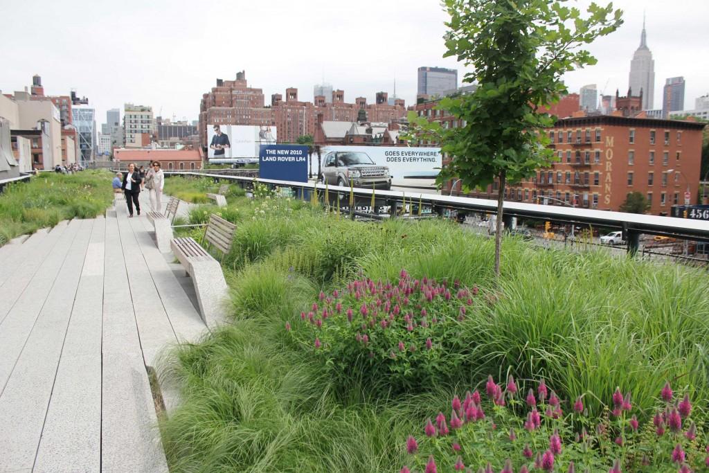 Landscape Architecture ใน New York