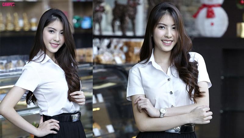 campus star cute girl Vdo clip คลิปสาวน่ารัก คลิปสาวมหาลัย น้องมินมิน นักศึกษา นักศึกษาน่ารัก มหาวิทยาลัยรังสิต