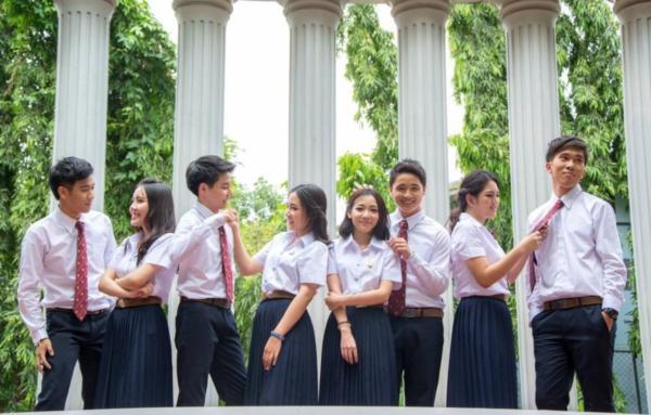 บรรยากาศภายใน มหาวิทยาลัยสยาม (2)