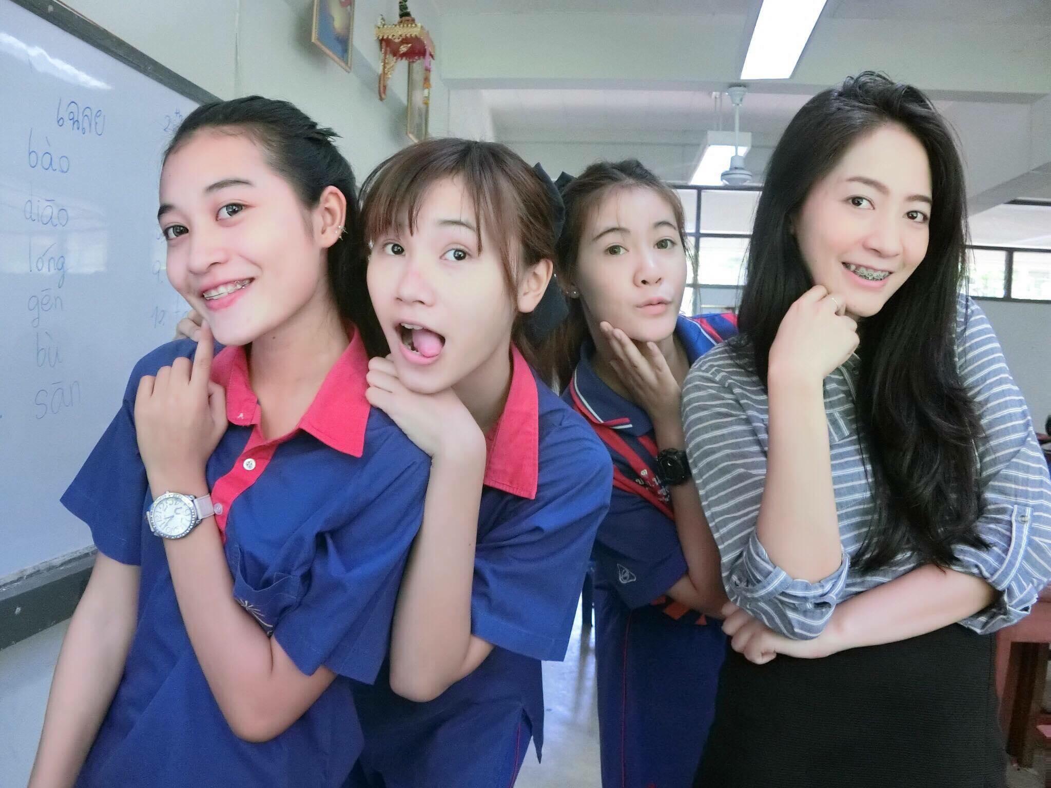 ครูสอนภาษาจีน