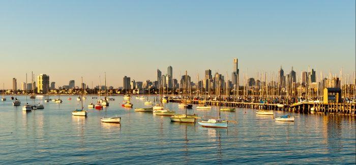 อันดับ 2 เมลเบิร์น (Melbourne) ประเทศออสเตรเลีย