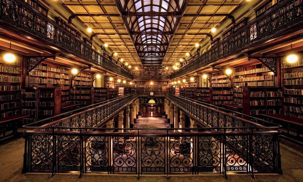 ประเทศออสเตรเลีย ห้องสมุด ห้องสมุดต่างประเทศ เรียนต่อต่างประเทศ